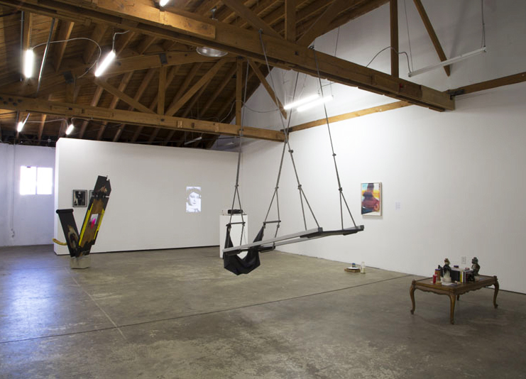 Sylvia Bataille (installation view) (2015). October 23–December 20, 2015 at JOAN, Los Angeles, photo by Dawn Blackman
