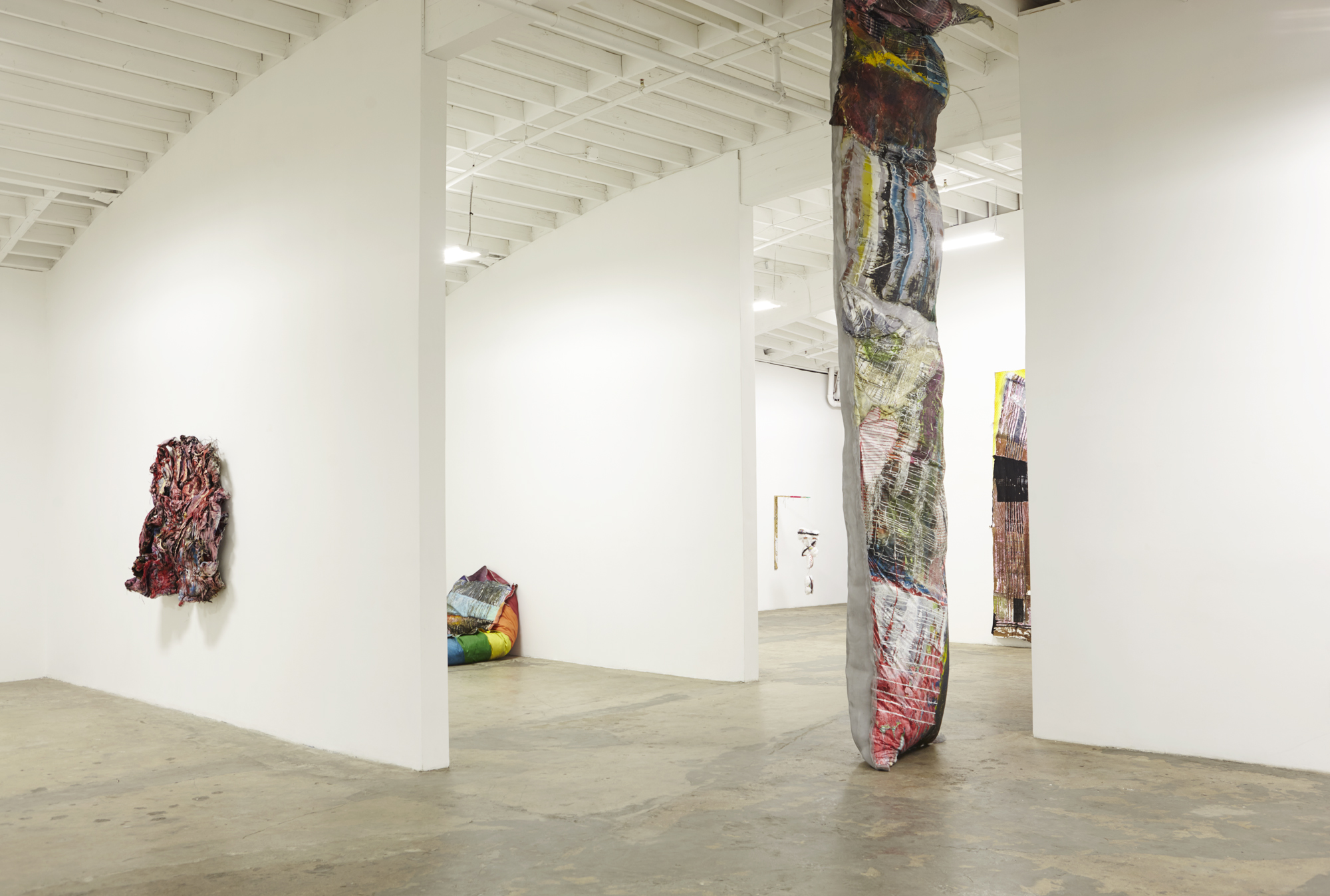 Marwa Abdul-Rahman, Open That Shit Wide Let Me See How Big Your Mouth Is (installation view) (2016). Image courtesy of the artist and Museum as Retail Space. Photo: Jason Barbagelott.