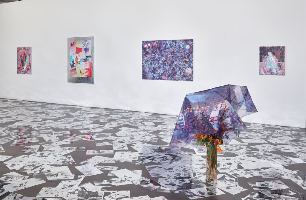 Carter Mull, Theoretical Children (installation view) (2015). Image courtesy of Jessica Silverman Gallery.
