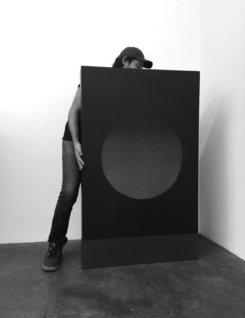 Erik Moving Moonscape